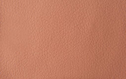 Pink leather texture. For background Stock Photos