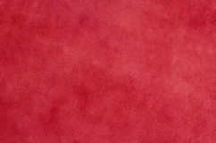 Pink leather texture closeup. Closeup detail of pink leather texture backgroud Royalty Free Stock Images