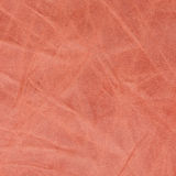 Pink leather texture closeup. Background Royalty Free Stock Photos