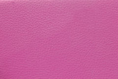 Pink leather texture. For design and decoration Royalty Free Stock Photo