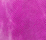 Pink leather texture Stock Photo