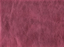 Pink leather texture. Pink fuchsia leather texture. Horizontal, close up Stock Images