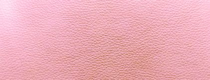 Background of a pink leather texture. Pink leather texture, may be used as  background Stock Photo