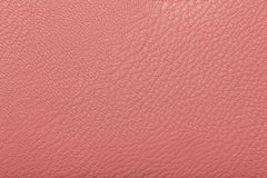 Pink leather texture. Pink snake style leather texture closeup Stock Photo