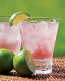 Pink Lemonade Royalty Free Stock Photography