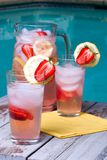 Pink lemonade Royalty Free Stock Photography