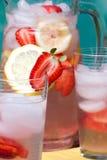 Pink lemonade Royalty Free Stock Images