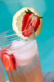 Pink lemonade Royalty Free Stock Photo