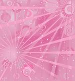 Pink light Stock Photography
