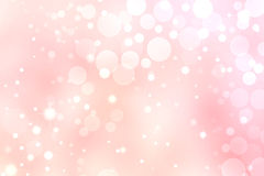 Pink Lights Abstract Royalty Free Stock Images