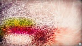 Pink Line Water Beautiful elegant Illustration graphic art design Background stock illustration