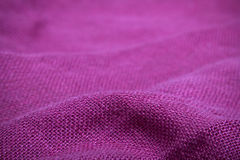 Pink linen Royalty Free Stock Photo