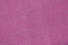 Pink Linen Canvas abstract backround - Stock Photo Royalty Free Stock Photography