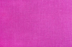 Pink linen texture background Stock Photo