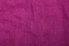 Pink linen texture Stock Photo
