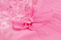 Pink Lingerie Stock Photo