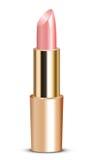 Pink lipstick. Vector illustration of pink lipstick Stock Photos