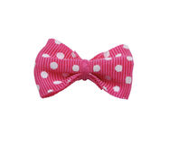 Pink little bow Royalty Free Stock Photography