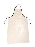 Pink long apron Royalty Free Stock Photography
