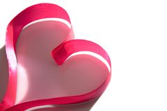 Pink love Royalty Free Stock Images
