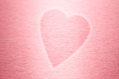 Free Pink Love Heart Background Stock Images - 10941984