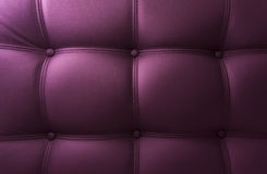 Pink Luxury Headboard Royalty Free Stock Photography