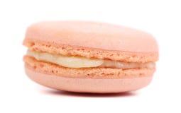 Pink macaron cakes. Royalty Free Stock Photos