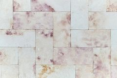 Free Pink Marble Brick Wall Texture Stock Images - 116613294