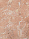 Pink marble with veins Stock Photography