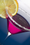 Pink martini Royalty Free Stock Photos