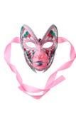 Pink mask Royalty Free Stock Photos