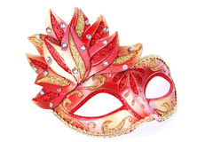 Pink mask Royalty Free Stock Images