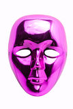 Pink mask Isolated Stock Photos