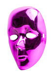 Pink mask Isolated Stock Photo