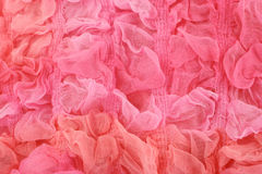 Pink material background Stock Photo