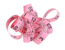 Pink Measuring Tape Stock Images