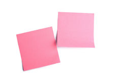 Pink memory stick isolated Royalty Free Stock Image