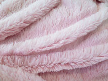 Pink microfiber Fabric texture Royalty Free Stock Images