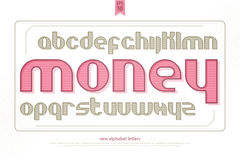 Pink money Royalty Free Stock Images
