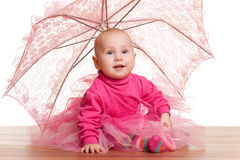 Pink mood Stock Images