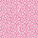 Pink mosaic Royalty Free Stock Photo