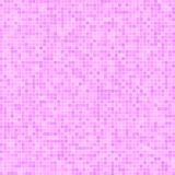 Pink mosaic background Royalty Free Stock Photography