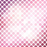 Pink mosaic background. Vector diagonal background. This is file of EPS10 format Stock Photos