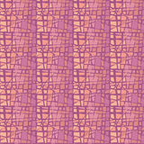 Pink mosaic pattern Stock Photos