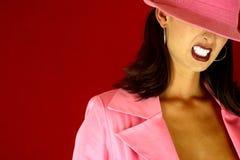 pink nätt Fotografering för Bildbyråer