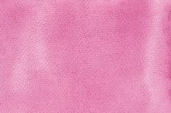 Pink natural handmade aquarelle watercolours paint texture pattern background, horizontal textured watercolor paper painting macro. Closeup, painted copy space royalty free stock photos