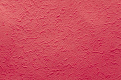 Pink natural handmade paper Royalty Free Stock Photography