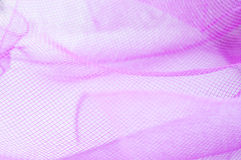 Pink net lace Royalty Free Stock Images