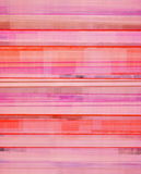 Pink and Orange Abstract Art Background Royalty Free Stock Image