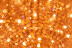 Pink and Orange Colored Abstract Lights Background. Orange Colored Abstract Lights Background Stock Illustration